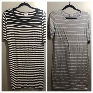 100% Cotton XL LuLaRoe Dresses!!